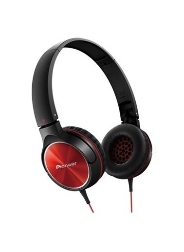 Pioneer SE-MJ522-R Kulaküstü Kulaklık Kırmızı